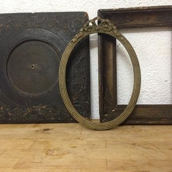 Set of frames  - Fine Art