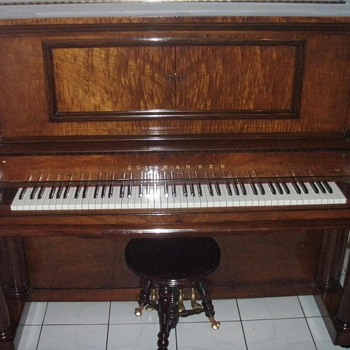 Player Piano (pianola)