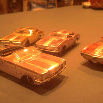 Aurora Cigar Box cars were quick like Hot Wheels... - Model Cars