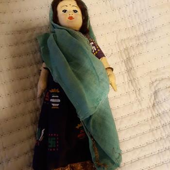 Salvage find - Dolls