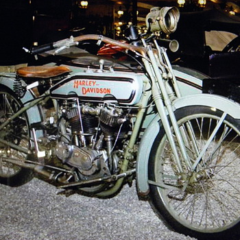 Motorcycles  from Museum Alsace France