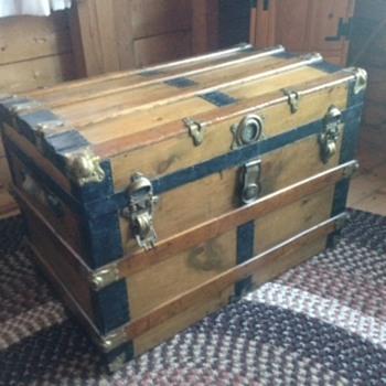 Trunk Found - Furniture