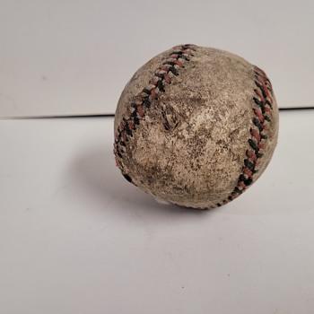 Early 1900s Baseballs - Baseball
