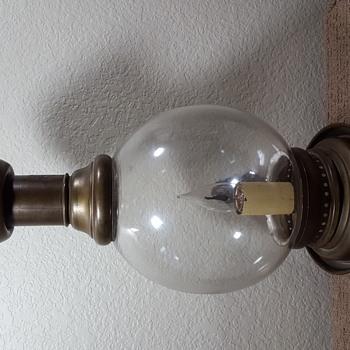WM Porter's sons, Makers, New York Lamp