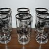Vintage Bowes Seal fast indy glasses