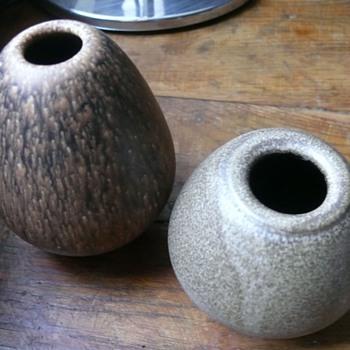 the potter hubert griemert  - Pottery