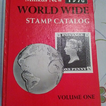 WORLD WIDE STAMP CATALOG - Stamps