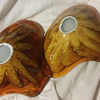 my favorite bowls - Art Glass