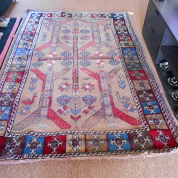 oriental tribal rug - Rugs and Textiles