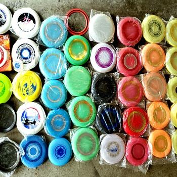 Vintage plastic - Sporting Goods