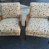 Pair Mid Century Modern Chair-Can't Find Anywhere!