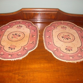 Antique Place Mats - Kitchen