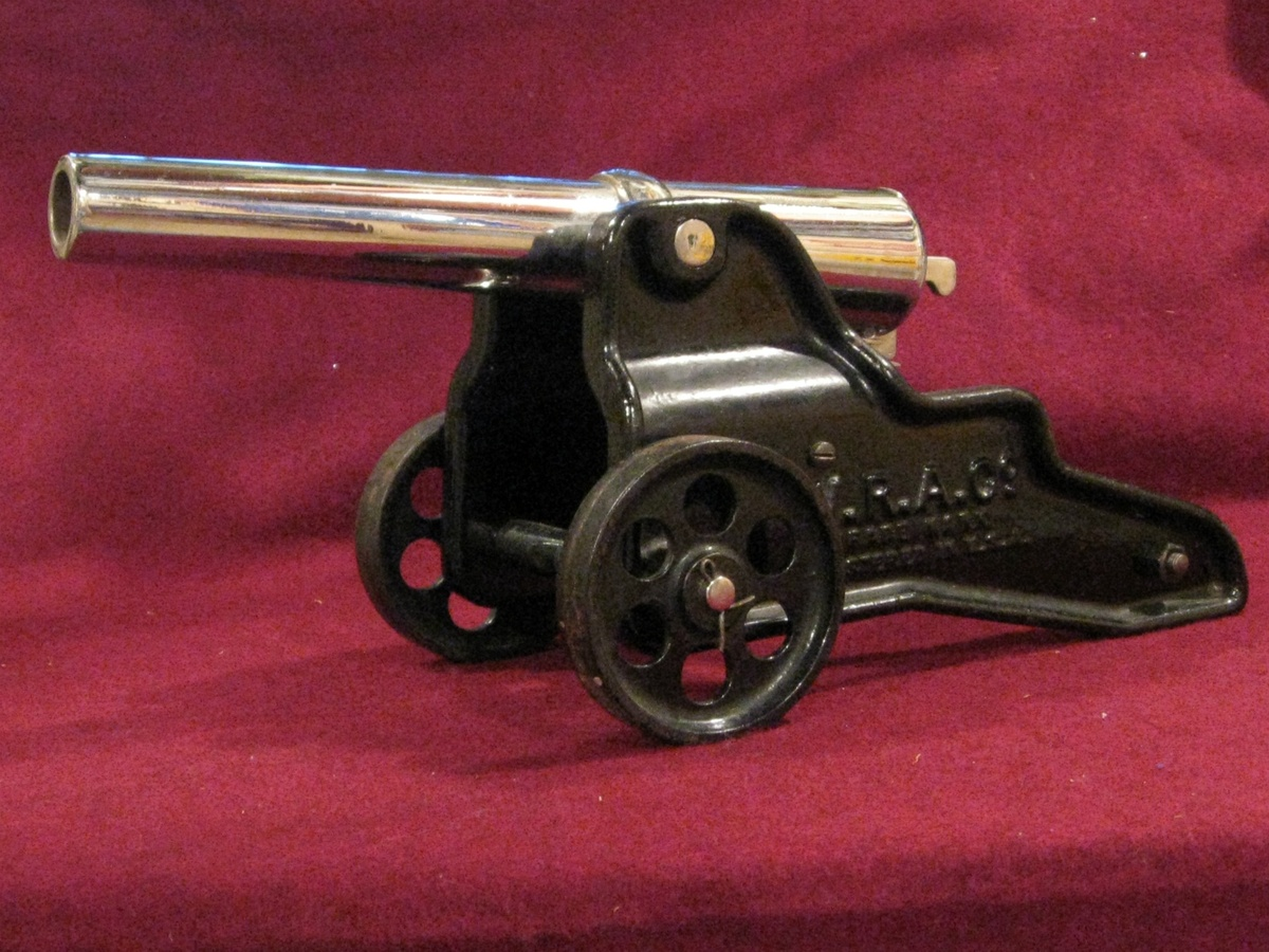 Vintage Winchester Signal Cannon | Collectors Weekly
