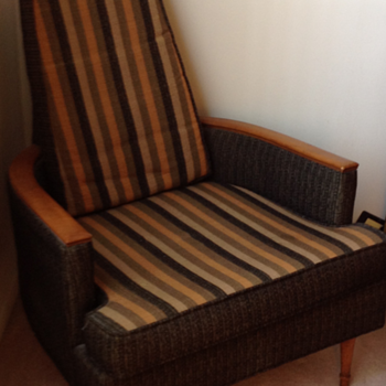 Karpen mid century chair - Furniture
