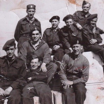Pictures of my poppa in WW2!! - Photographs