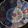 Scalloped Imari Plate
