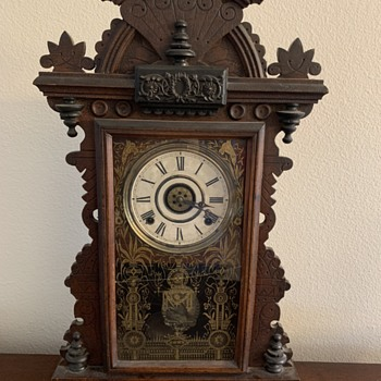 E. Ingraham Co Clock - Clocks