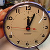 "HAMMOND ""HAMPTON"" electric kitchen clock"