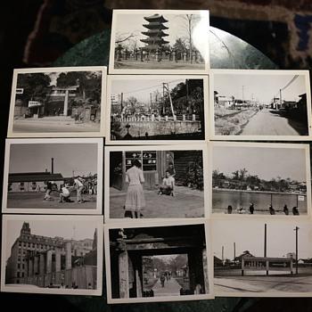 Some interesting Post-war Photos of Japan - Photographs