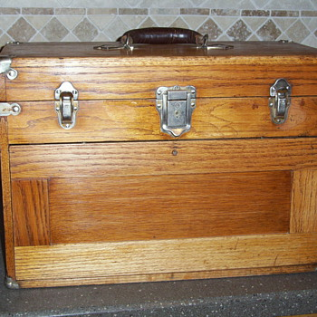 Machinist Tool Chest - Tools and Hardware