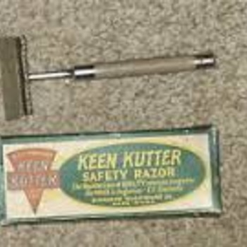 Keen Kutter Safety Razor
