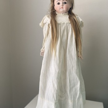 Help identify my Grandmother's doll c1880 - Dolls