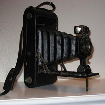 Kodak 1-A Junior Autographic Camera- Model A (1914) - Cameras