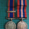 My Grandfather's WWII Medals