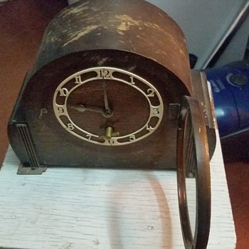 Old clock and a mystery - Clocks
