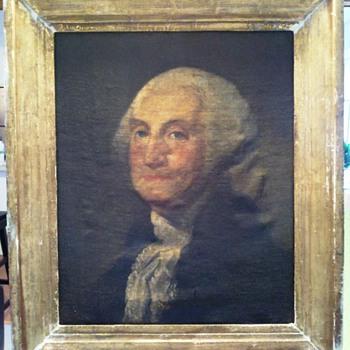 George Washington, Thomas Sully?