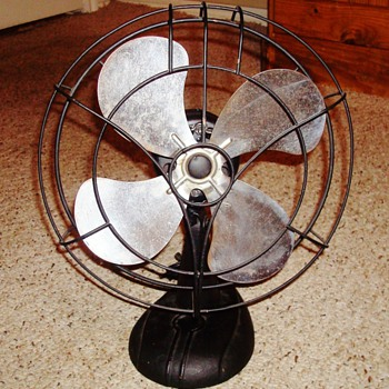 1940's FA Smith Company Electric Fan - Tools and Hardware