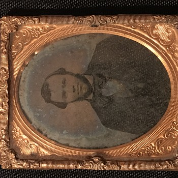 Possibly Abraham Lincoln Picture - Photographs