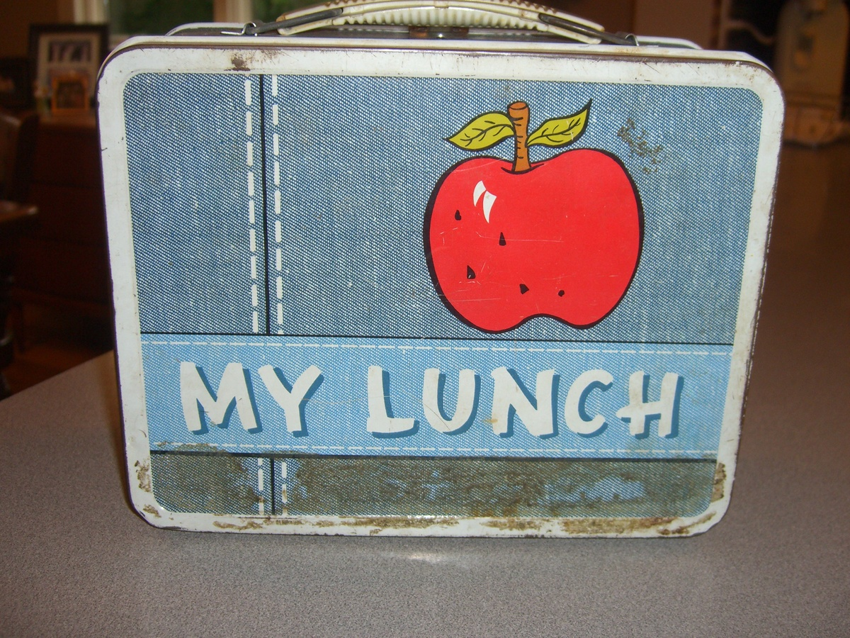Картинки по запросу old lunch box