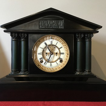 Ansonia Clock Co. New York Mantle Clock