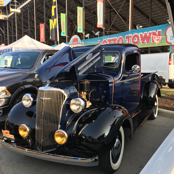 Indiana State Fair August 19, 2018 - Classic Cars