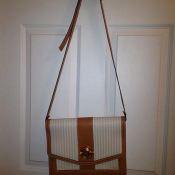 Vintage Fendi crossover shoulder bag - Bags