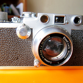 Leica Camera Find  - Cameras