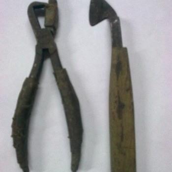 Handbag or purse makers tools. - Tools and Hardware
