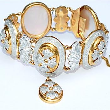 Victorian Aluminum (Aluminium) Jewelry - Fine Jewelry