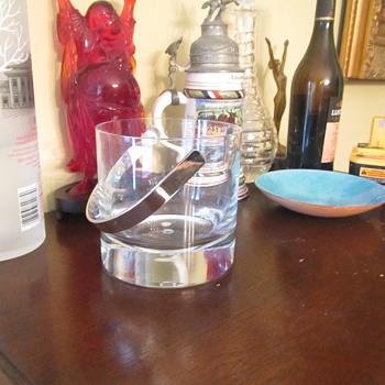 Kosta Boda Ice Bucket? - Art Glass