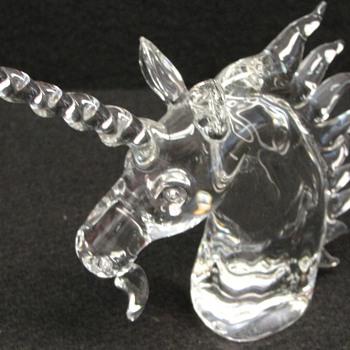 glass marked fs - Glassware