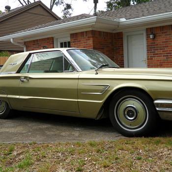My 1965 Thunderbird - Classic Cars