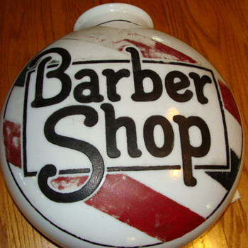 Barber Shop Globe - Advertising