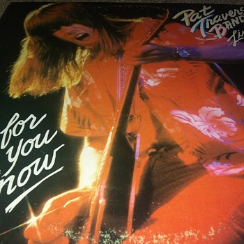 THE PAT TRAVERS BAND - Records