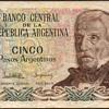 Argentina - (5) Pesos Bank Note