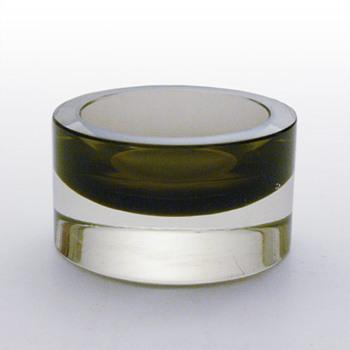 Swedish or Finnish bowl, ca. 1960? - Art Glass