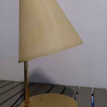 another Leucos lamp - Art Glass