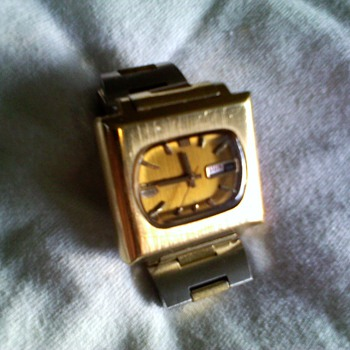 Realy cool Seiko 5 automatic from the 70s
