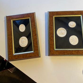 White coins  - World Coins