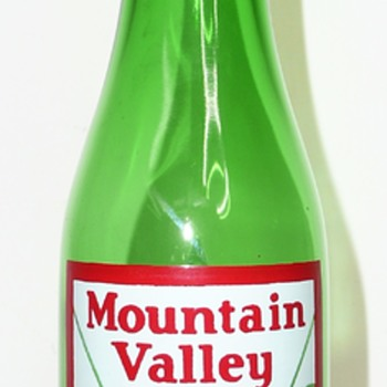 Mountain Valley Water / Mountain Valley Mineral Water